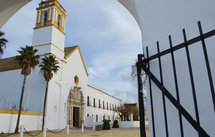 Nuevos horarios en el santuario de Consolación de Utrera