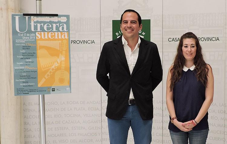 «Utrera Suena» se presenta en Sevilla con cuatro decenas de participantes inscritos
