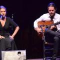 La onubense Rocío Márquez protagonizó el segundo de los conciertos