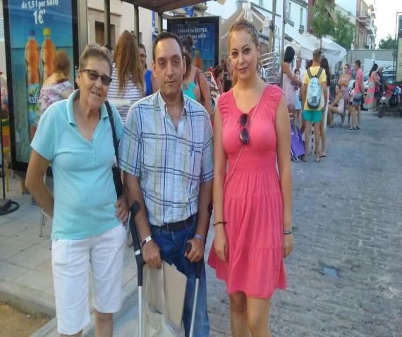 Los utreranos vuelven a participar en el programa 'Viajemos a la playa'