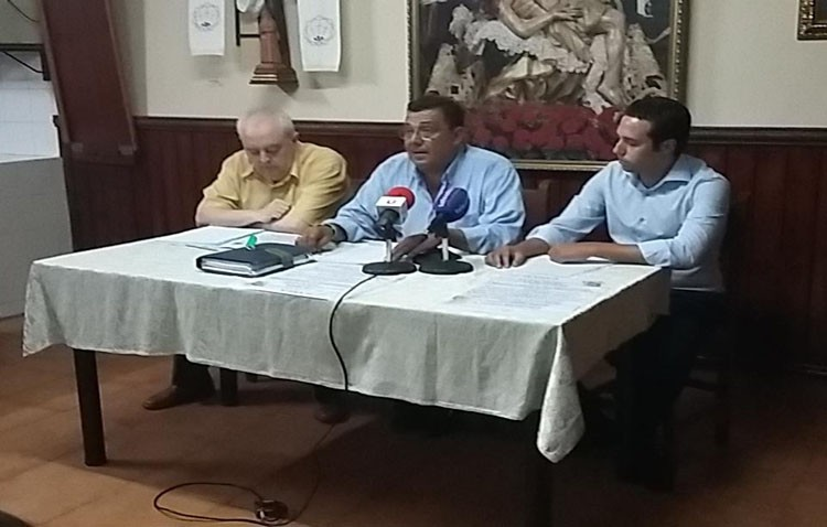 Pepe Castro, Reyes y José Montoro serán homenajeados en la Velá de la Quinta Angustia