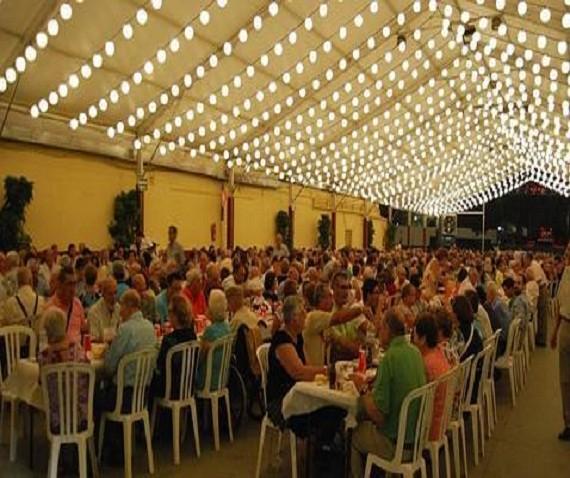 1.000 entradas se ponen a la venta para la cena del pescaíto en la caseta municipal