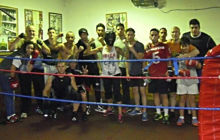 El Club de Boxeo Utrera celebra su velada de preferia