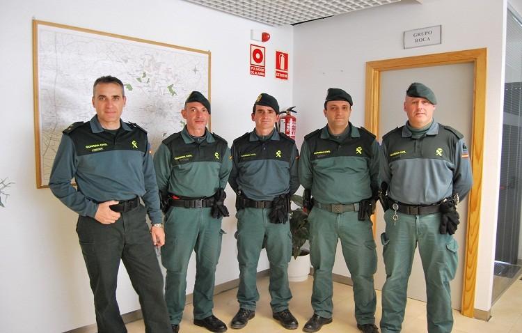 El Grupo Roca, los guardianes del campo sevillano