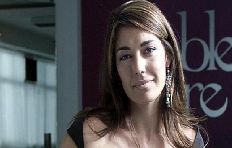 Raquel Revuelta hace de 'inocente' en Utrera para el programa 'El gran queo'