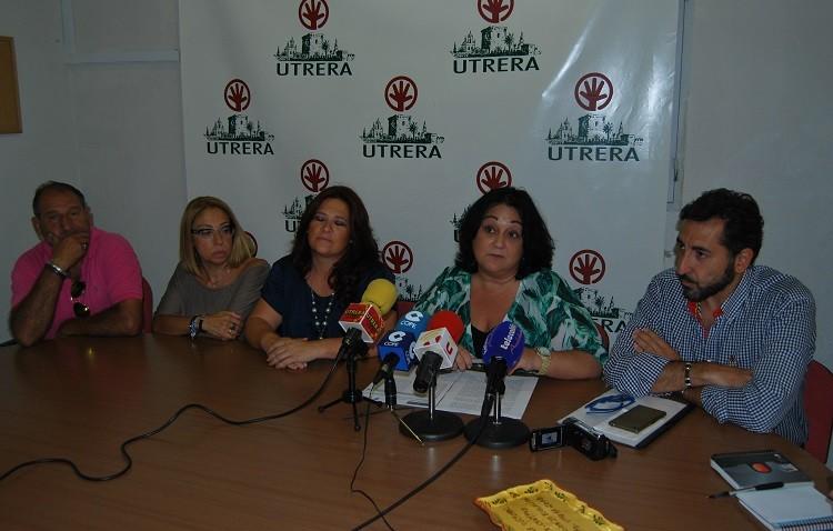 Carmela López (PA): «A mí no me han colocado ni enchufado en Diputación ni en el Huesna»