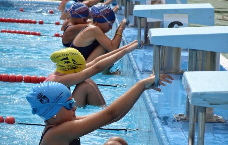 Todo preparado para el «Ciudad de Utrera» de natación