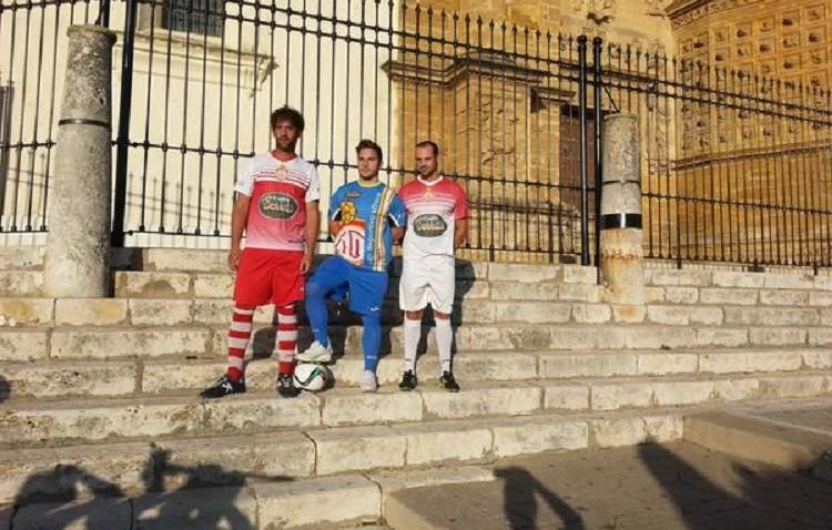 El Club Deportivo Utrera presenta sus equipaciones oficiales