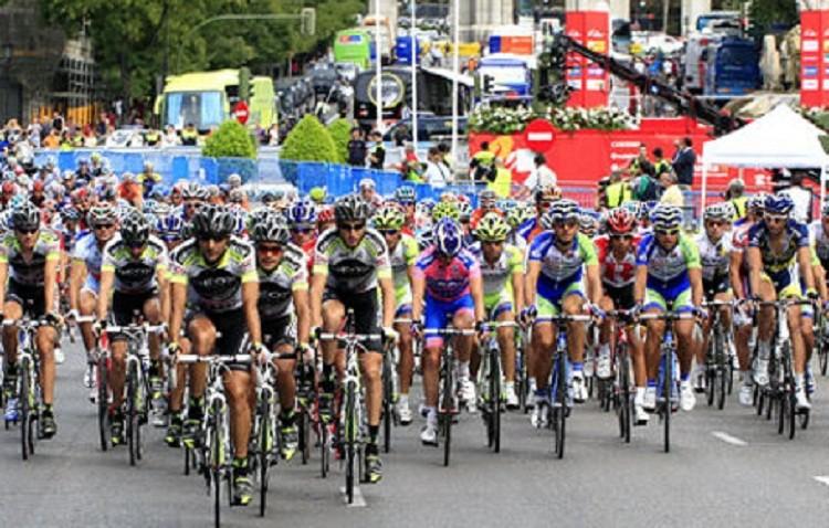 Hoy miércoles cortes de tráfico en Sevilla por el paso de La Vuelta. Atención a la salida de Sevilla hacia Utrera