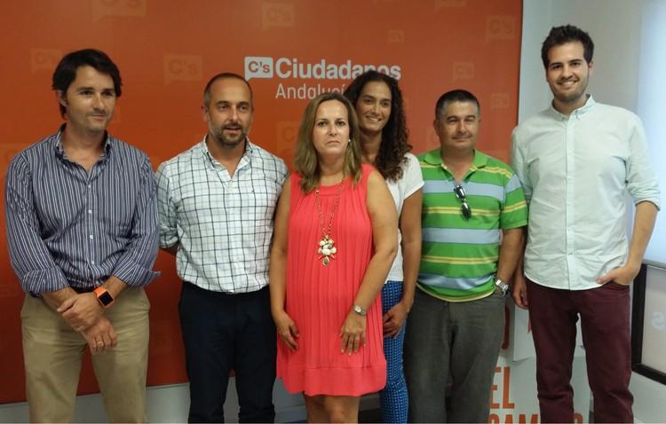 Ciudadanos se constituye en Utrera como partido político