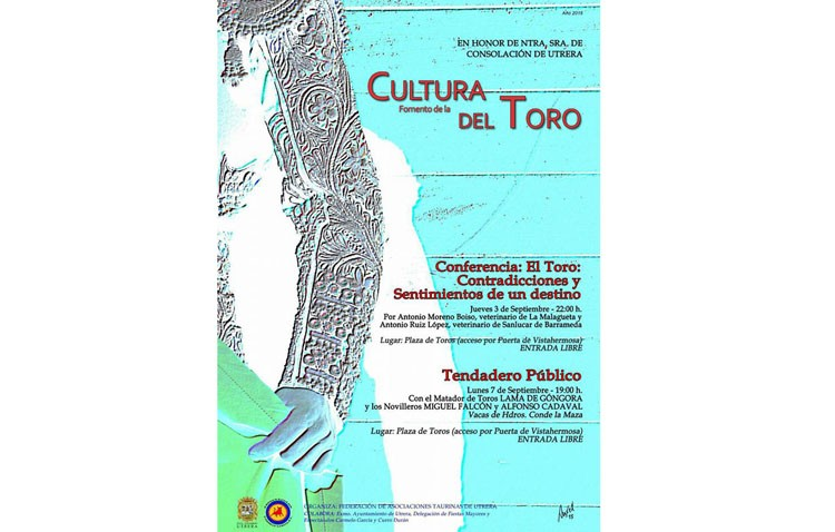 Conferencia «El toro: contradicciones y sentimientos de un destino» en La Mulata
