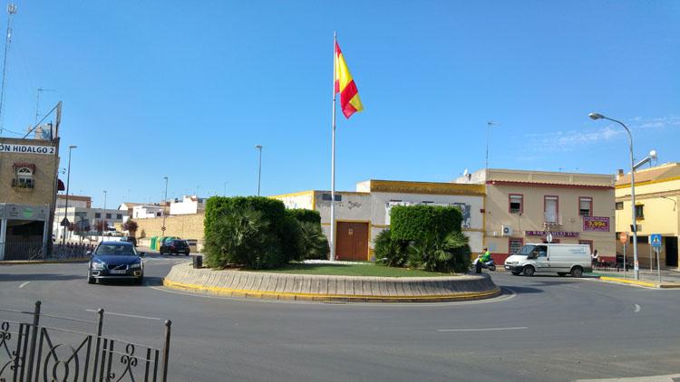 El PP-Utrera propone izar la bandera de España para «mostrar el apoyo y orgullo de pertenecer a nuestro gran país»