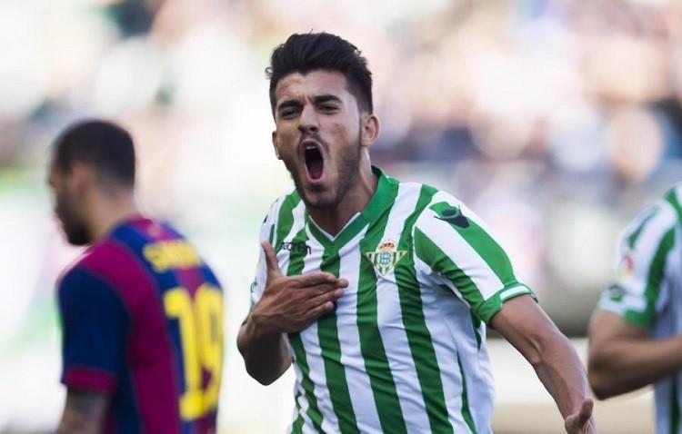 Dani Ceballos renovará con el Betis tras su concentración con la sub21
