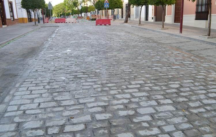 La Corredera estará ocho meses en obras para culminar su reurbanización