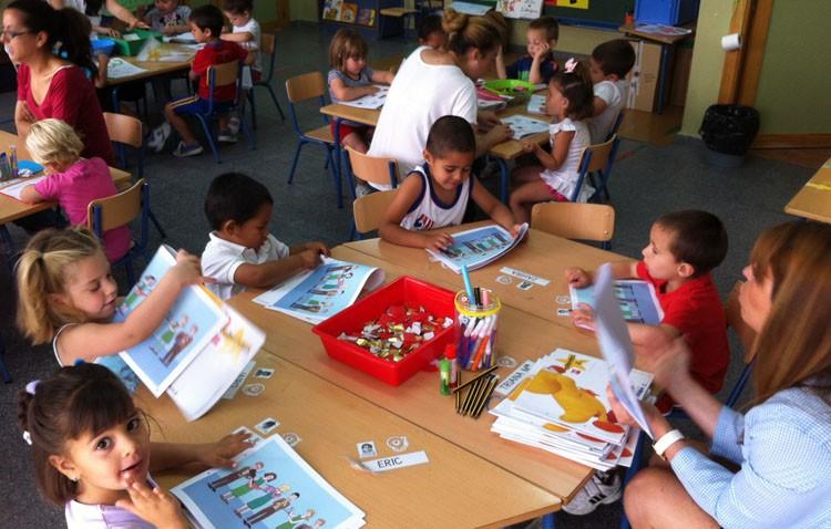 El colegio Coca de la Piñera inicia su captación de voluntarios para el proyecto «Comunidades de aprendizaje»