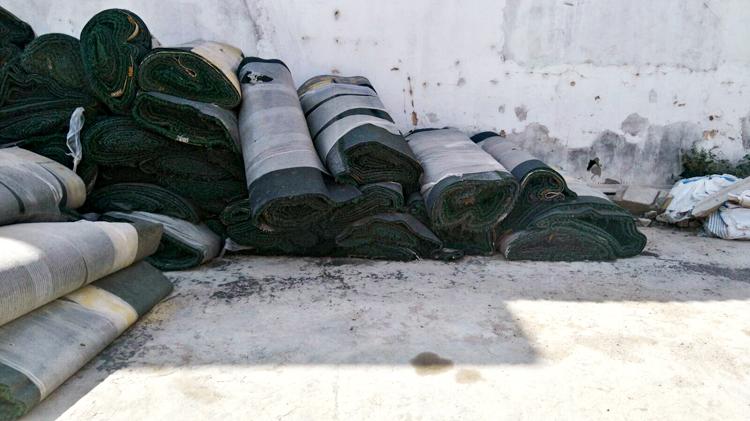 El PA pide al gobierno que reutilice el césped artificial en San Joaquín o destine una partida para un nuevo proyecto