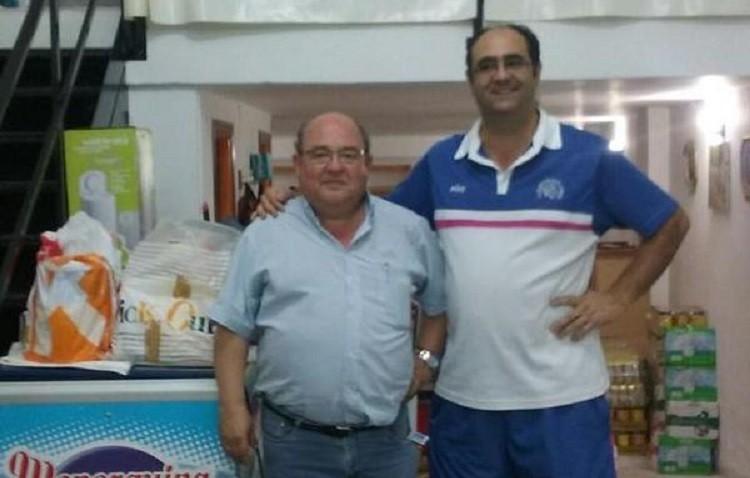 El Club Baloncesto Utrera completa su entrega de 800 kilos de alimentos