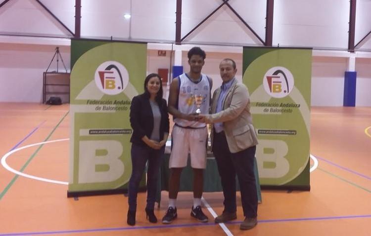 El Club Baloncesto Utrera, subcampeón de la Copa EBA