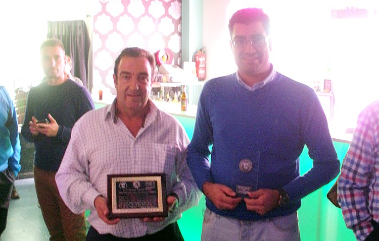 Premios para dos utreranos en un concurso de ornitología en Badajoz