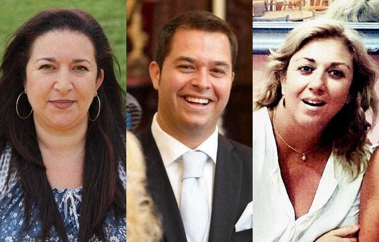 Consolación Guerrero, Juan José Pardillo y Milagros Rodríguez, pregoneros de 2016
