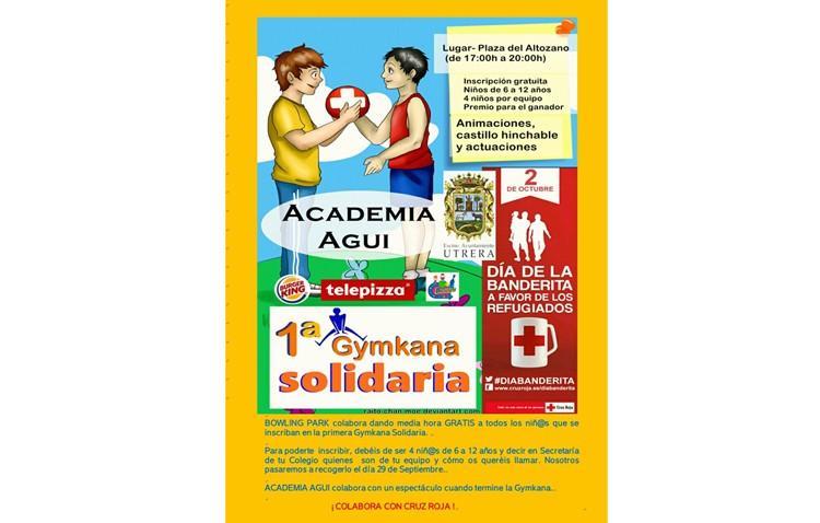 Amplio programa de actividades en Utrera con motivo del «Día de la banderita» de Cruz Roja