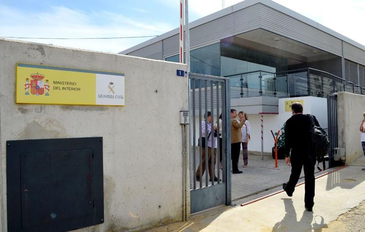 Detenida una vecina de Utrera por toser a la Guardia Civil amenazando con contagiar el coronavirus