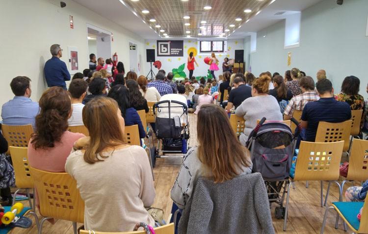 Utrera celebra el Día de la Biblioteca