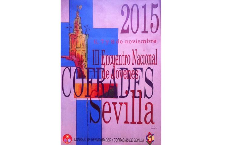 Presentación en Utrera del encuentro nacional de jóvenes de hermandades y cofradías