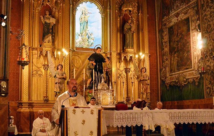 Utrera clausura el bicentenario de Don Bosco con la presencia del delegado del rector mayor de los Salesianos