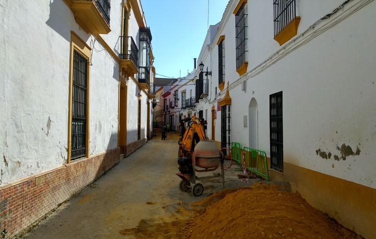 La reurbanización de la calle Menéndez Pelayo costará 181.000 euros