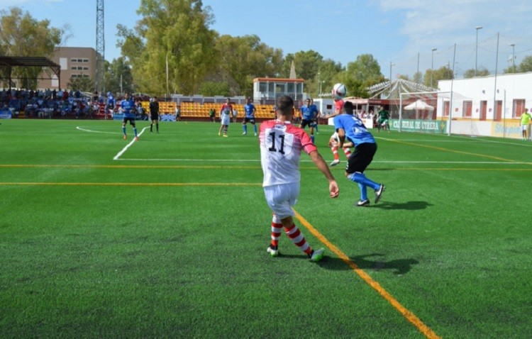 Utrera 4-2 Lebrijana: Esta vez ganó a los puntos