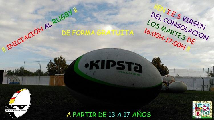 El C.R. Utrera, «construyendo rugby para el futuro»