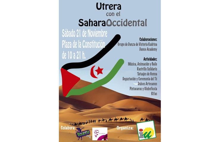 Un evento benéfico para paliar la situación de emergencia de los refugiados saharauis