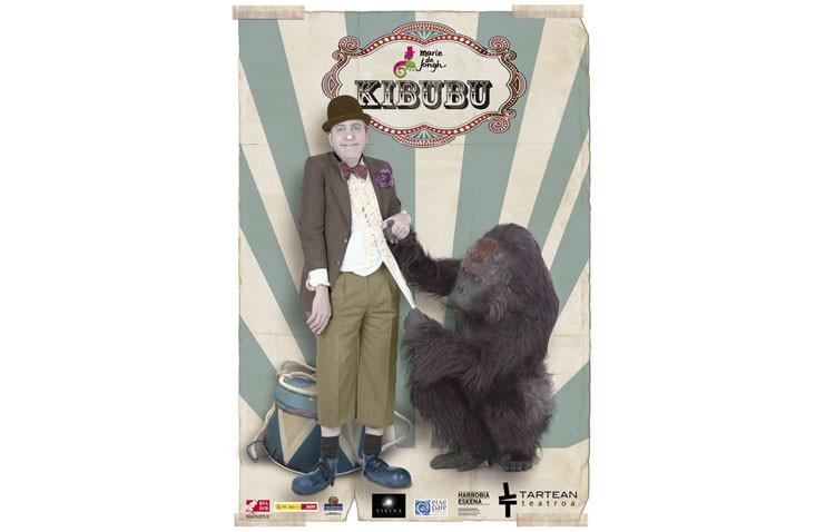 Teatro infantil sobre respeto y libertad con «Kibubu»