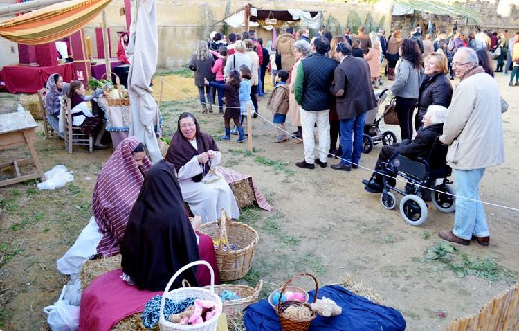 La hermandad de la Quinta Angustia abre el plazo de inscripción para participar en su belén viviente