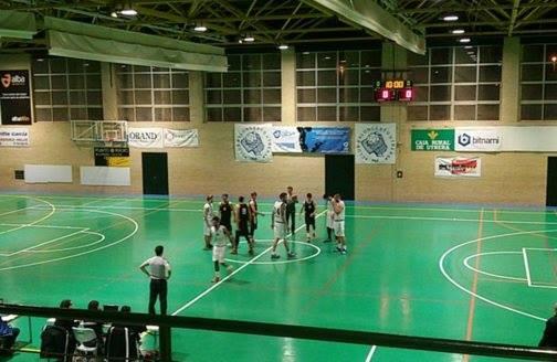 CB Utrera  61-Huelva CD 86: Huelva pasó como un vendaval y borró de la pista a los utreranos