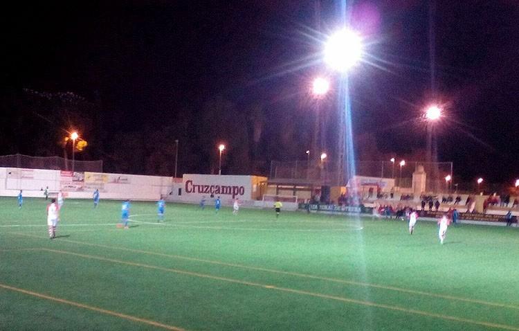 Utrera 0- 0 Guadalcacín: Una semana más sin conocer la derrota