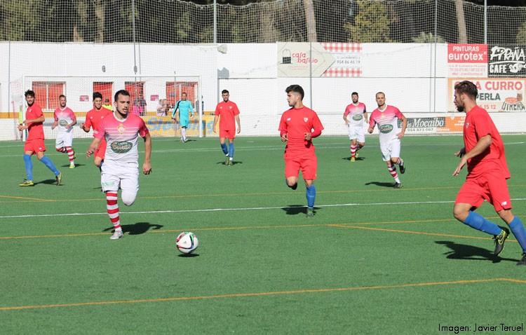 C.D.Utrera 1- 2 Sevilla FC C: Con derrota finaliza el año