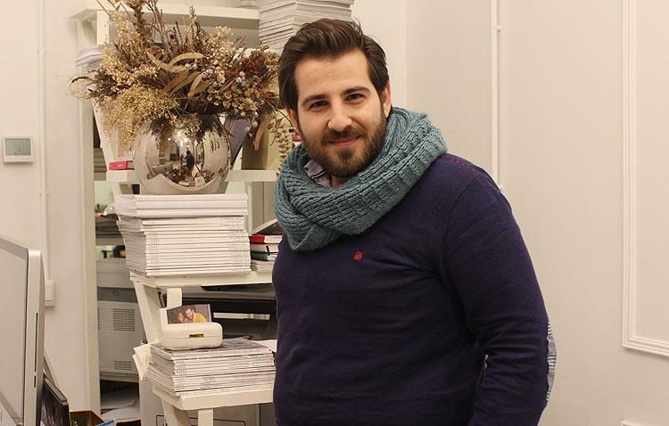 Nuevos e ilusionantes proyectos para el diseñador de moda utrerano Julián Ortiz