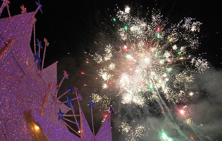 Los fuegos artificiales de la cabalgata se lanzarán antes de que el cortejo llegue a la plaza del Altozano