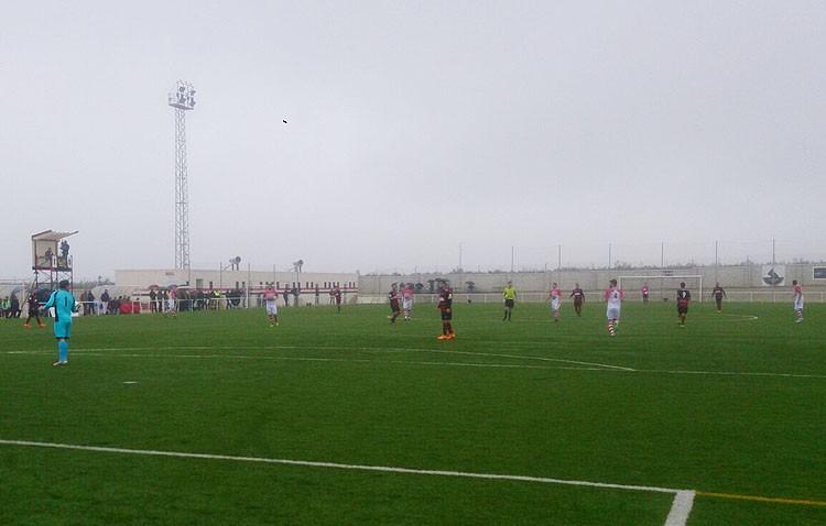 CD Gerena 5- 0 C.D Utrera: Los de Montoya siguen sin dar con la tecla