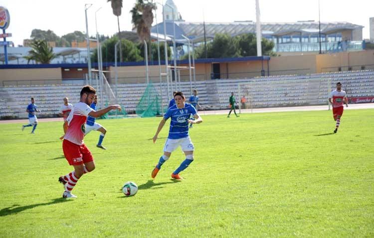 San Fernando CD 1- 0 C.D. Utrera: Continúa la mala racha