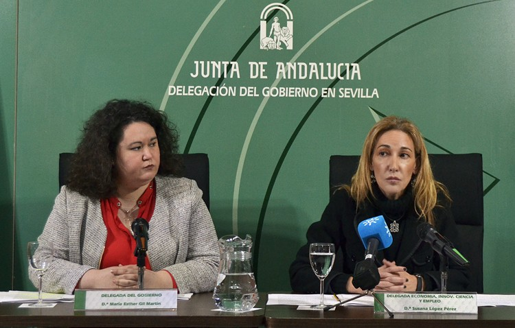 La Junta destina 1,8 millones de euros a Utrera para lucha temporal contra el desempleo