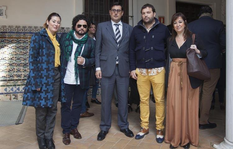 Sabor utrerano en la Bienal de Flamenco de Sevilla