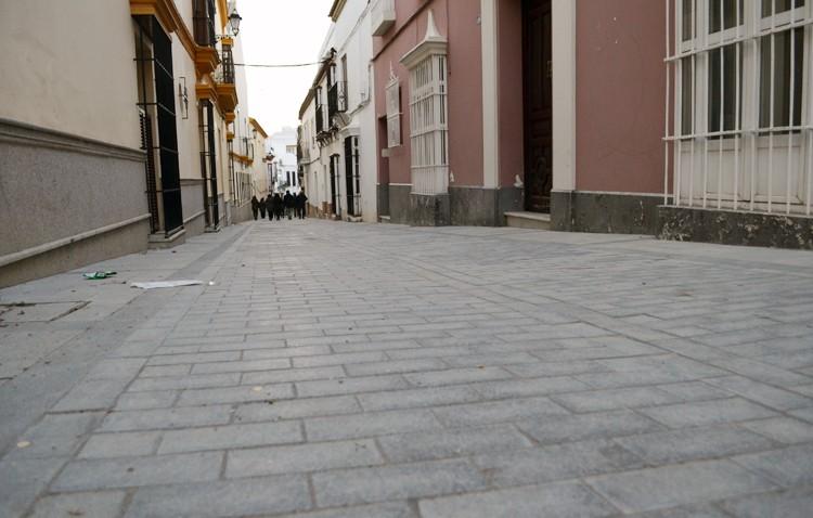 La obra de la calle Menéndez Pelayo, un cúmulo de «irregularidades» denunciado por el PA y el PP