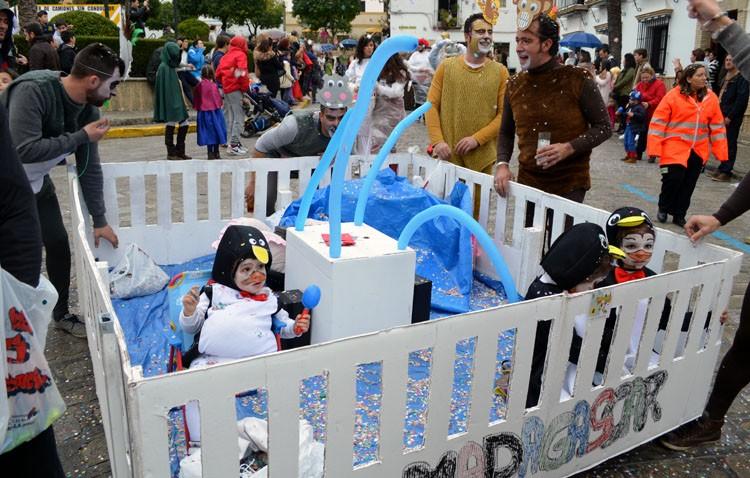 Últimos días para inscribirse en los concursos de disfraces del carnaval
