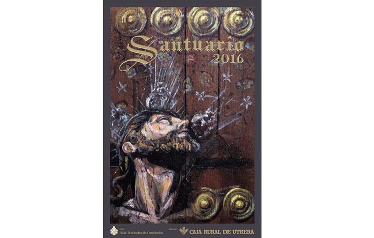 Sebastián Martínez Zaya, autor del cartel «Santuario 2016»