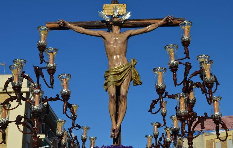 El traslado del Cristo del Perdón a Santa María modifica su recorrido «por seguridad»