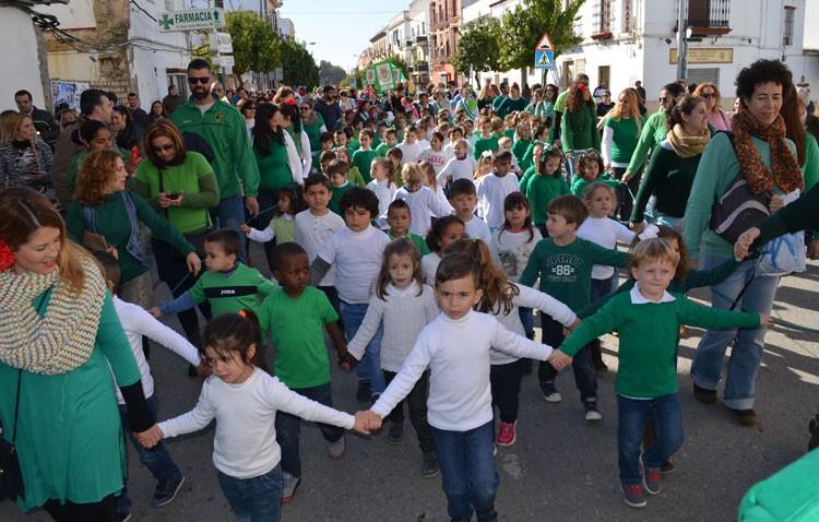 Utrera celebra el Día de Andalucía con numerosas actividades en los colegios (GALERÍA)