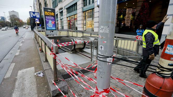 Carlos Corts, un utrerano a 500 metros de los atentados de Bruselas (AUDIO)